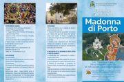 Brochure Basilica Santuario Madonna di Porto